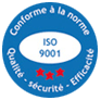 Certification Norme ISO 9001